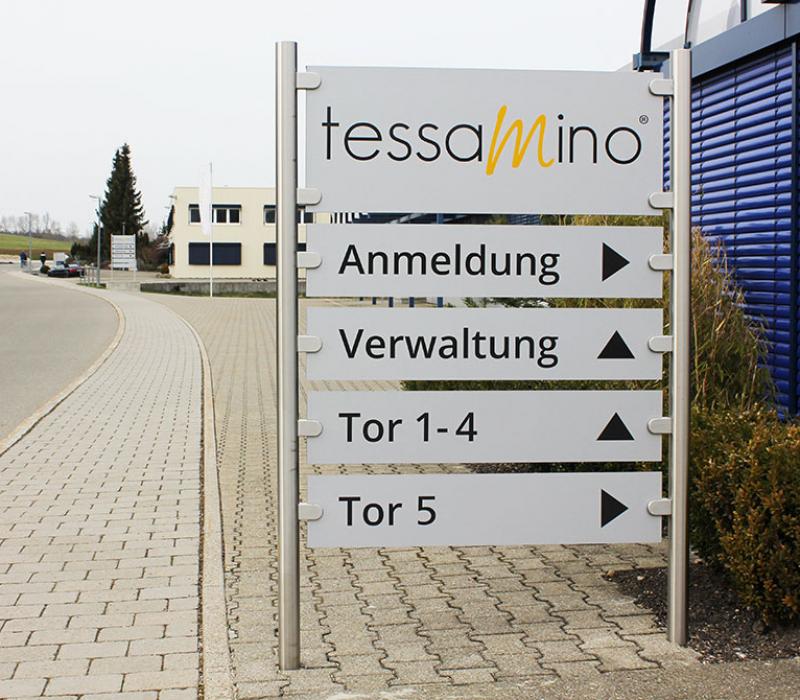 Projekt Tessamino 4