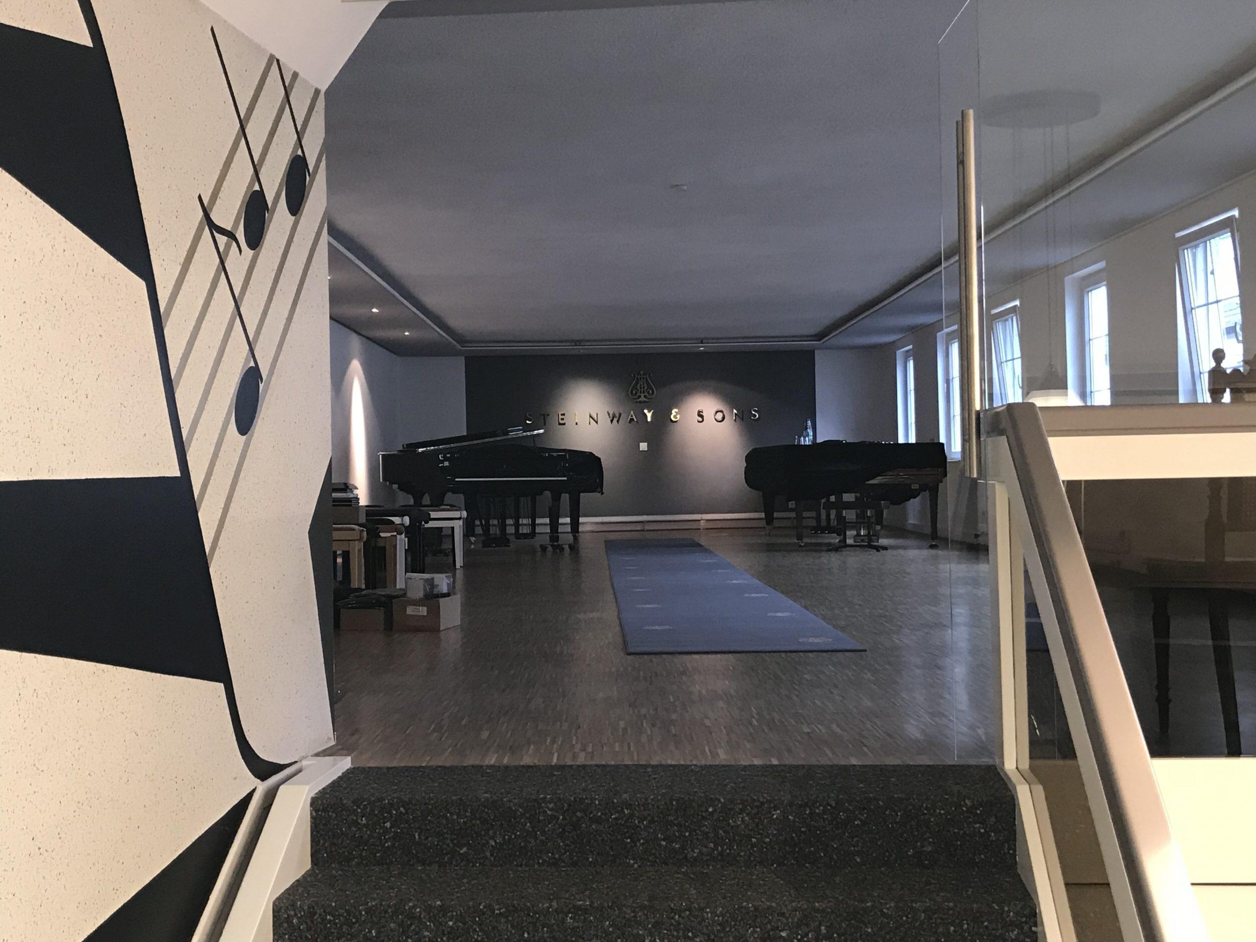 Projekt Klavierhaus 1